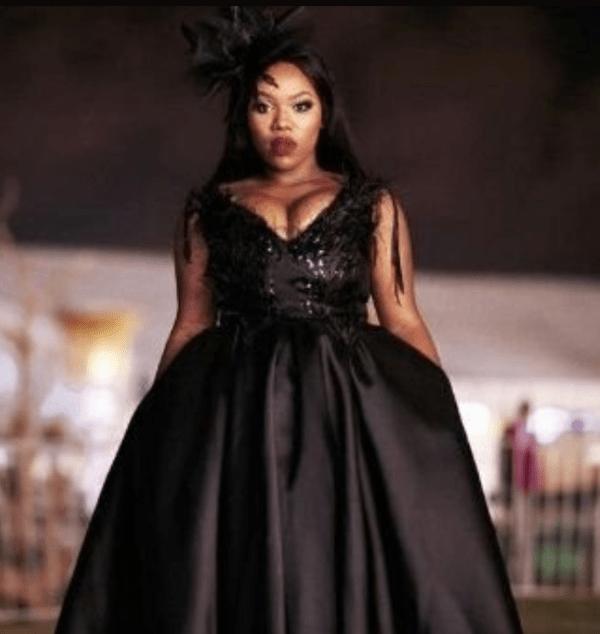 Zanele kaMagwaza-Msibi daughter