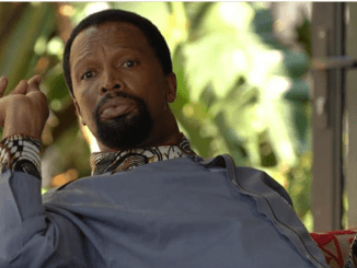 The Fergusons And Sello Maake Burn Peace Pipe As They Bring Back Kgosi After Fall Out