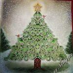 раскраска антистресс джоанна басфорд рождественские чудеса