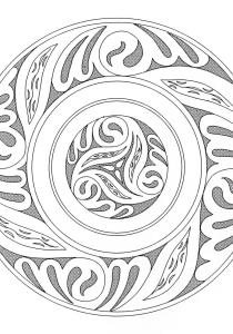 Celtic Art - Coloring Pages for Adults4