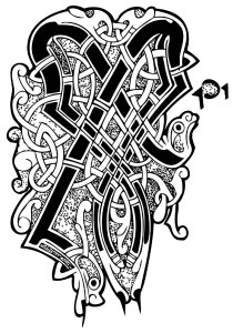 Celtic Art - Coloring Pages for Adults16