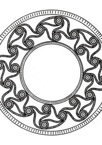 Celtic Art - Coloring Pages for Adults11