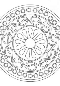 Celtic Art - Coloring Pages for Adults13