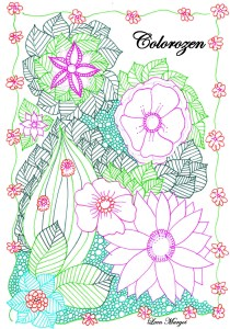 Colorzen - Coloring Pages for Adults1