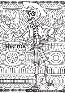 Return to childhood - Coloring Pages for Adults9
