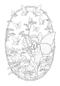 Return to childhood - Coloring Pages for Adults14