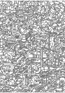 Unclassifiable - Coloring Pages for Adults11
