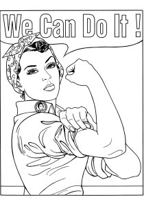 Vintage - Coloring Pages for Adults0