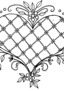 Vintage - Coloring Pages for Adults6