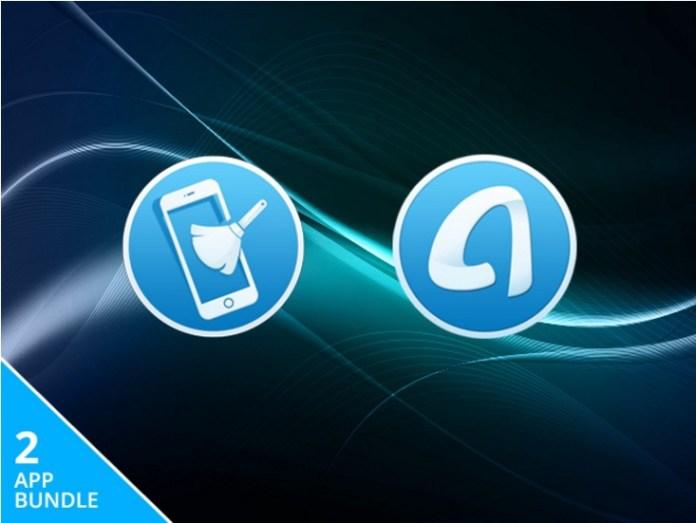 PhoneClean & AnyTrans App Bundle for $19