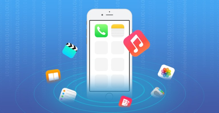 iMobie PhoneRescue: Restore 25 Types of Lost iPhone Data and Fix System Errors for iOS 10 Upgrade Failure