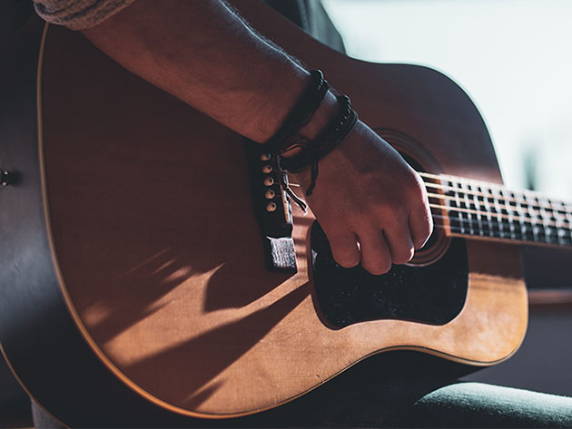 The Complete Learn to Master the Guitar Bundle for $39