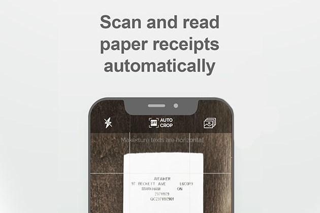 Foreceipt Receipt Tracker App: 5-Year Subscription for $29