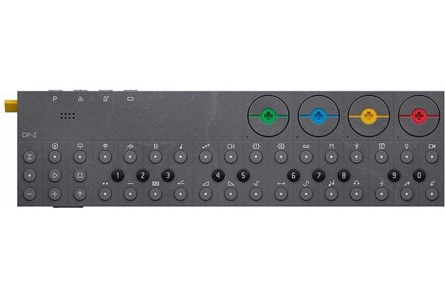 Teenage Engineering OP-Z Wireless Bluetooth Portable Synthesizer Sequencer (Used, Open Retail Box) for $579