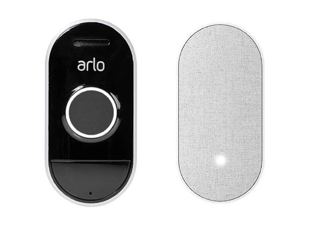 Arlo Audio Doorbell & Chime Bundle for $89