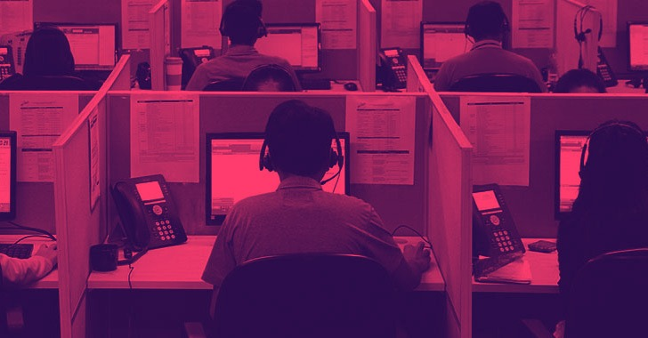 Phony Call Centers