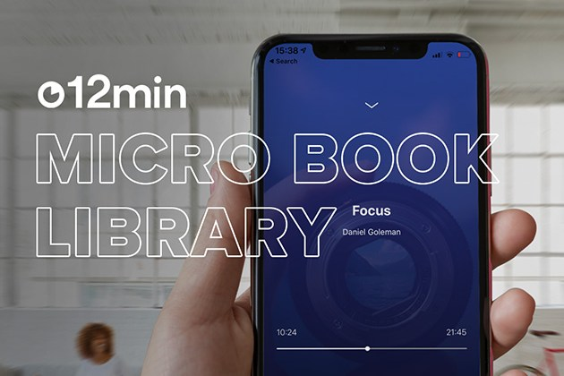 The Learn Smart Lifetime Subscription Bundle ft. 12min Micro Book Library & Apple AirPods Pro for $279