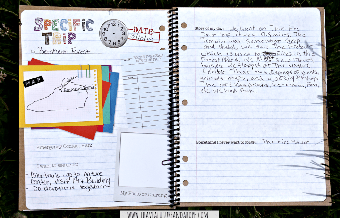 Exploring Creation Field Trip Journal from Apologia Educational Ministries: TOS Review