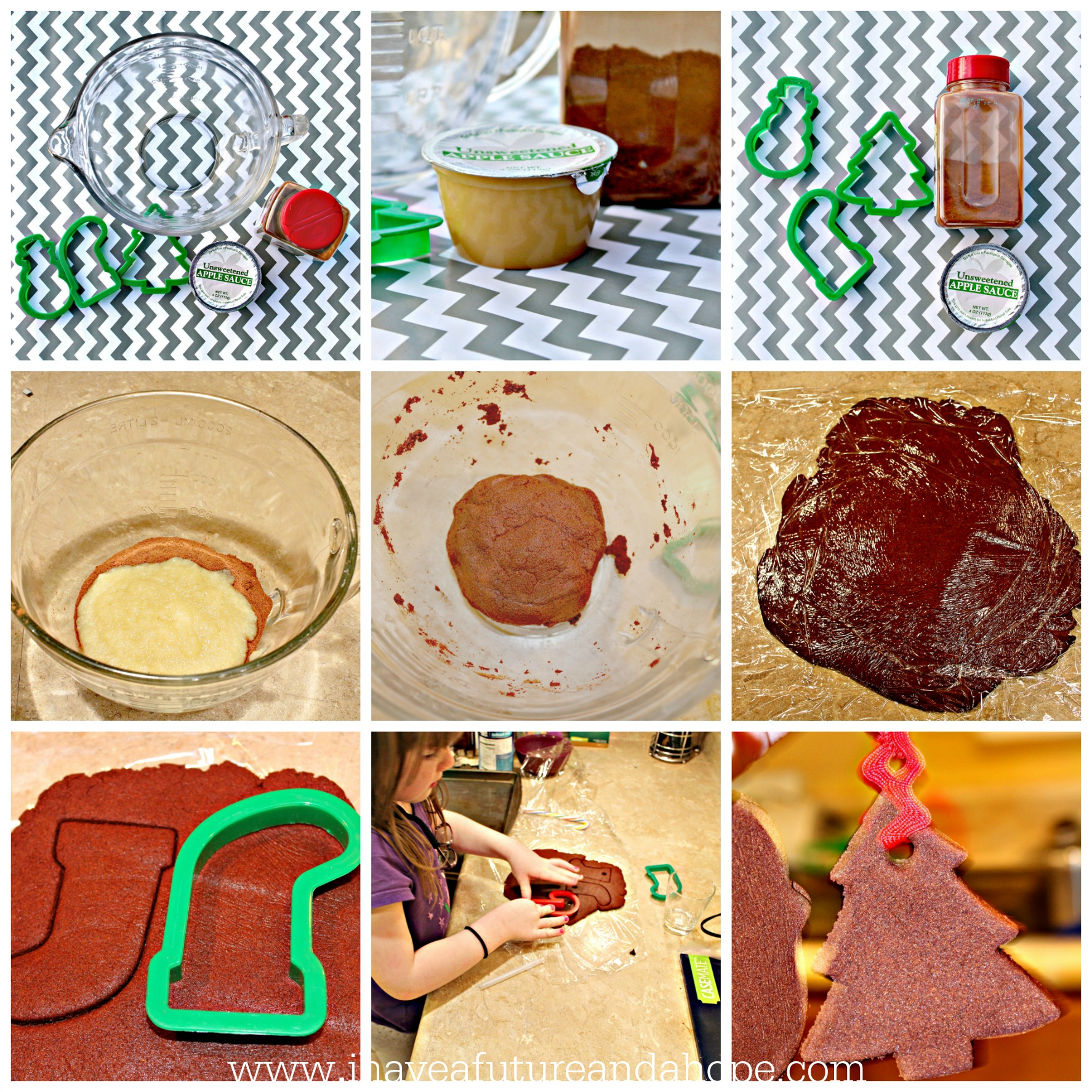Have a great Christmas season and make some of these Handmade Christmas Tree Cinnamon Ornaments with your kids. This is a fun and easy way to make memories together this Christmas season. DIY Christmas Crafts and Decor. christmas crafts for kids to make
