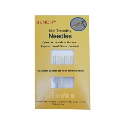 Easy Side Threading Needles