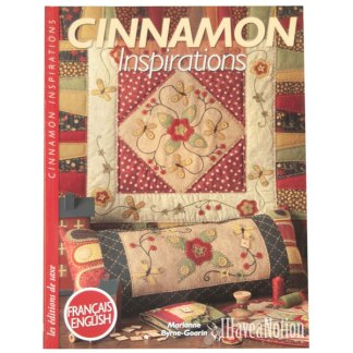 Cover of Cinnamon Inspirations