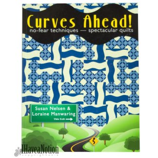 Cover of Curves Ahead