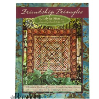 Cover of Friendship Triangles
