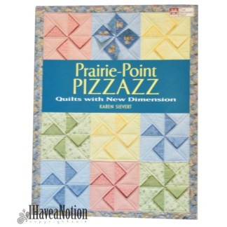 Cover of Prairie-Point Pizzazz
