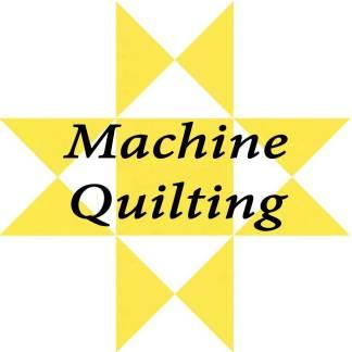 Machine Quilting Notions