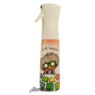 The Misting Spray Bottle featuring the graphic for Color Therapy