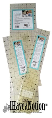 Quilters Select Long Cut Rulers