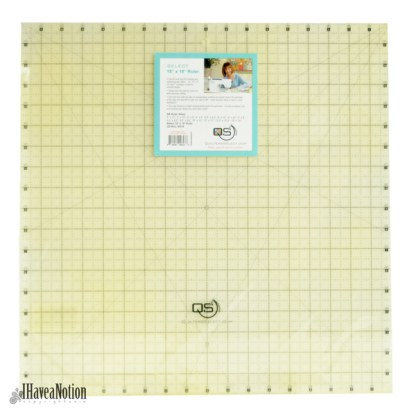 Quilters Select 18 inch square ruler