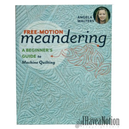 Cover of Free-Motion Meandering