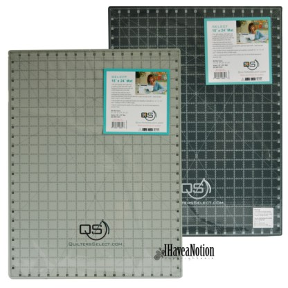 18x24 Dual Sided Rotary Cutting Mat