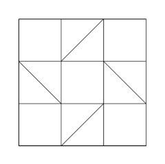Block Line Drawing