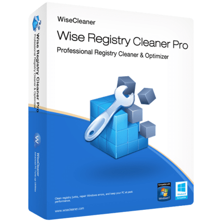 Wise Registry Cleaner Pro 2018