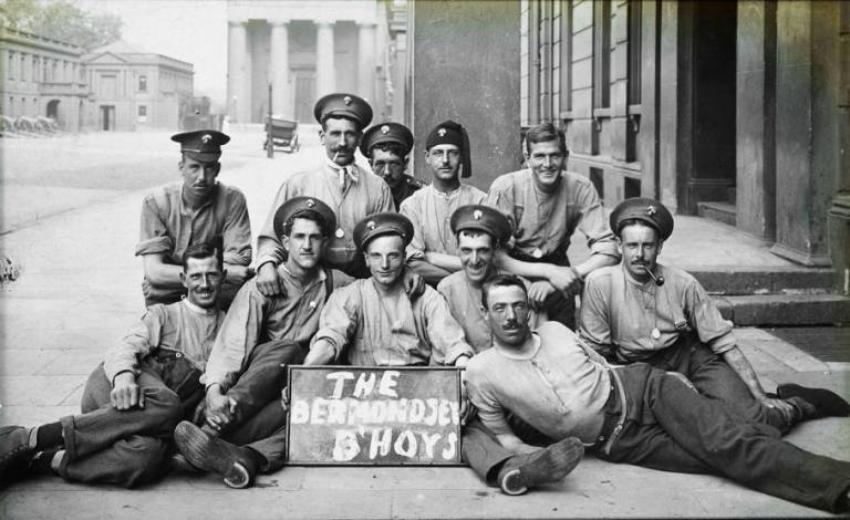Christina Broom - Soldati (I Guerra Mondiale)