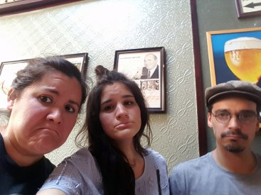 Watch Italia lose to Germany in Euros with Francesca & Manuel