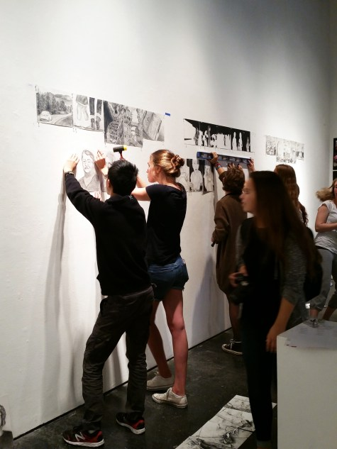 Drawing class installation