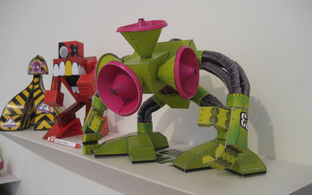 Other People's Side-Projects 2: Paper Toys