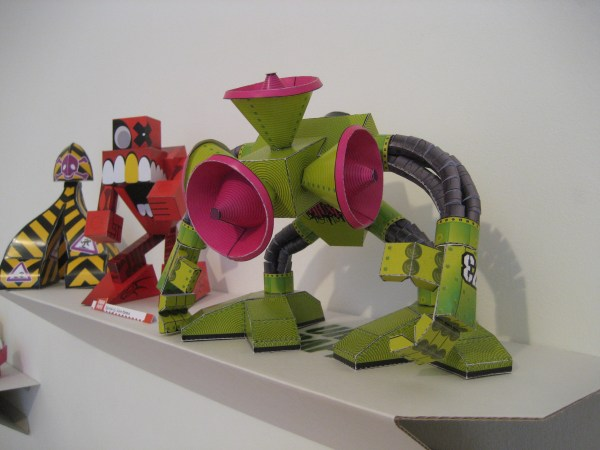Paper-toys by MCK | side-projects