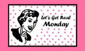 Let's Get Real Monday Logo