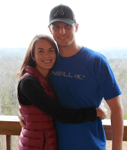Brittany from atlanta with husband
