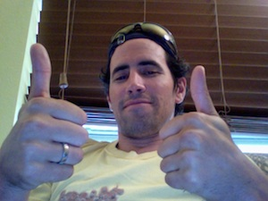 iHaveUC.com founder Adam super happy that so many UC'ers posted their UCERIS reviews so quickly!!:)