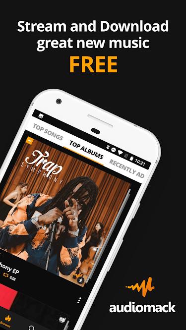 Top 5 kostenlose Musik-Downloader-Apps für Android