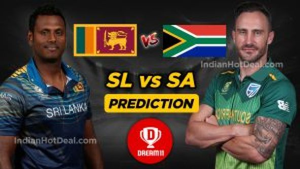 South Africa vs Srilanka Dream11 team World Cup 2019