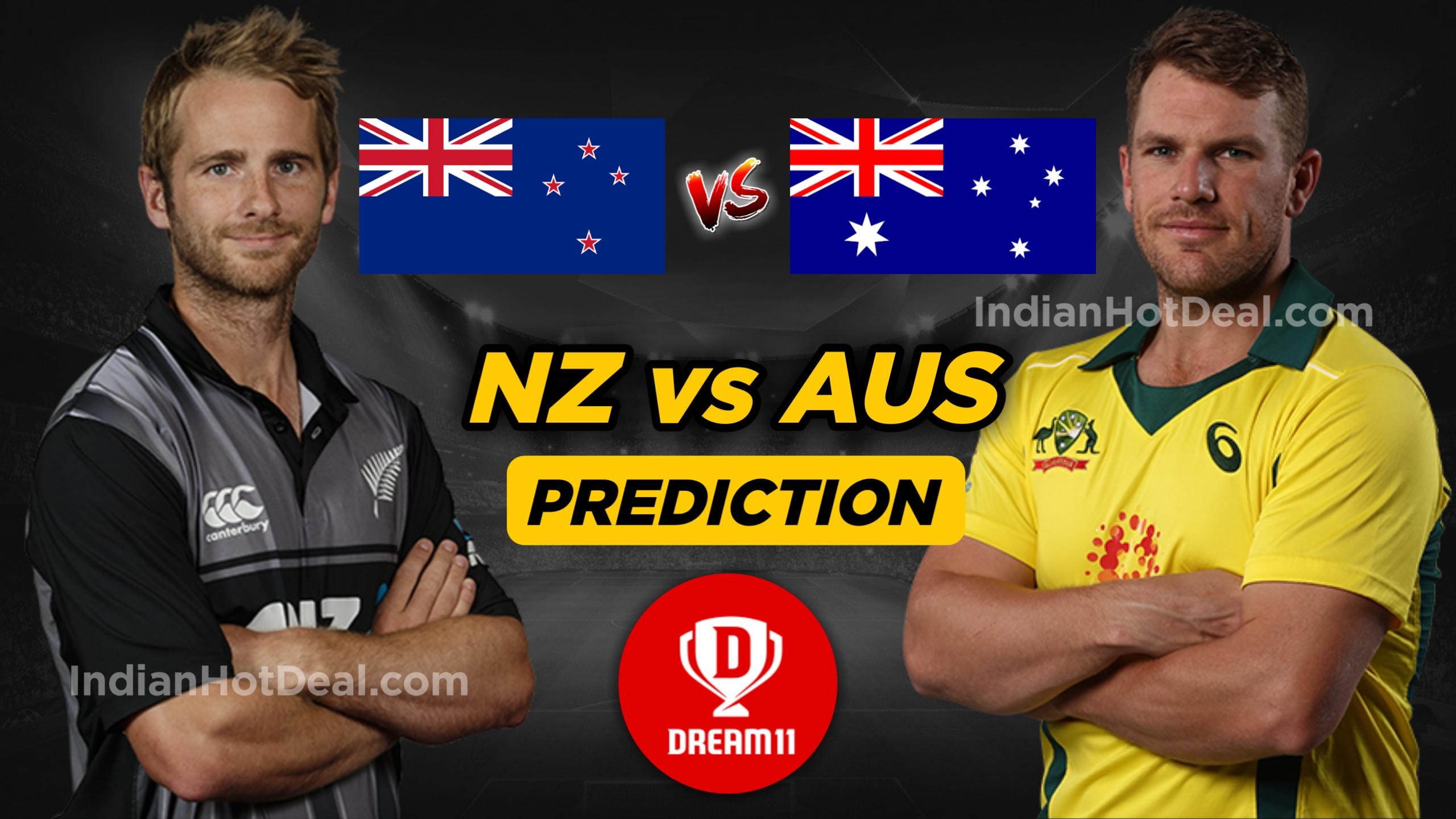 AUS vs NZ Dream11 Team Prediction 37th Match, ICC World Cup 2019
