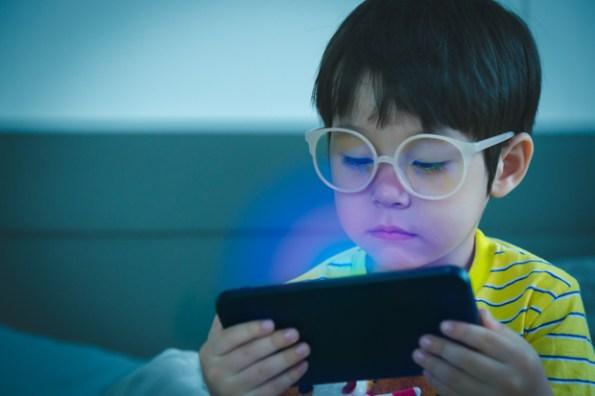 兒童近視治療