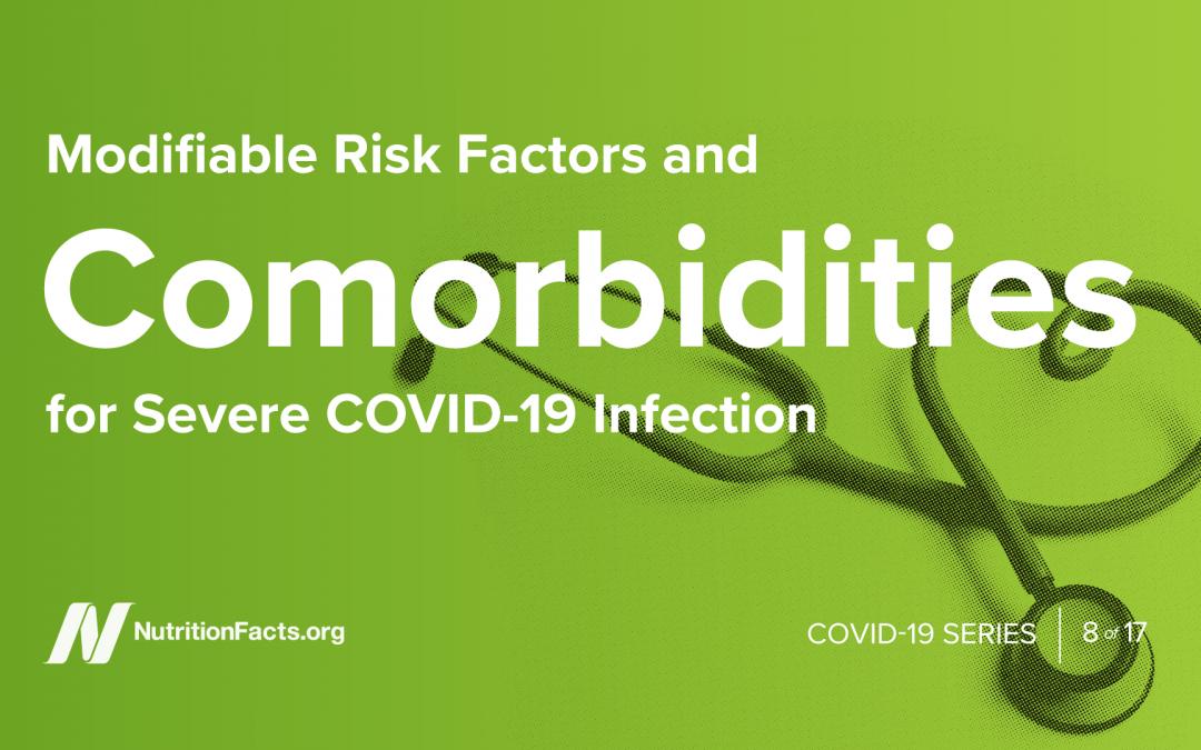 嚴重COVID-19感染的可修改風險因素和合併症