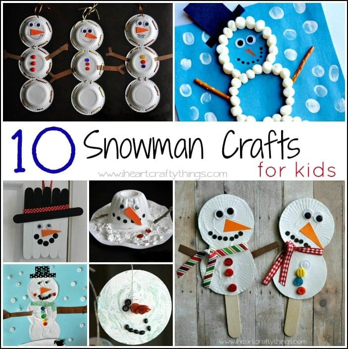 Christmas Ornament Projects Toddlers